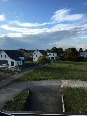 Ottmarsheim, Fransa: View from our room