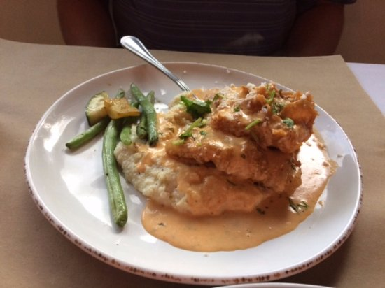 The Nomad Cafe: Chicken