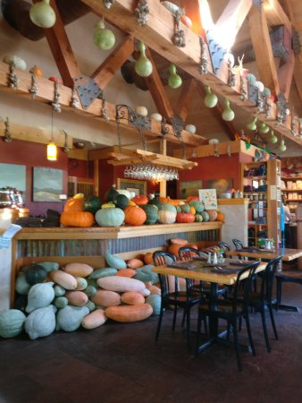 Boulder, UT: Farmers' Bounty-these will all be made into something yummy!