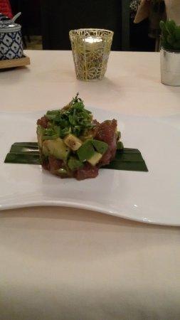 Bangkok: Avocado Thunfisch Salat