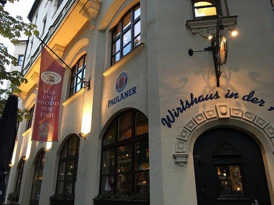 Wirtshaus In Der Au, München - Restaurant Bewertungen