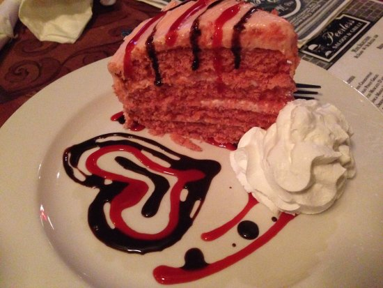 Anniston, AL: strawberry cake