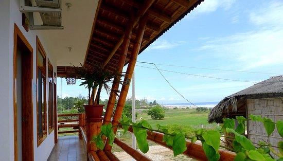 Foto de hotel sotavento monta ita vista desde el segundo for Piso 9 del hotel madero