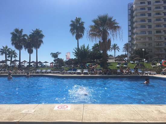 Sol Timor Apartamentos by Melia: By the pool