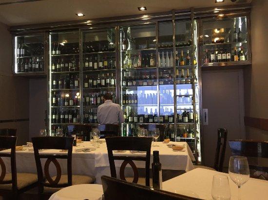 Restaurante 33: Local