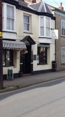 South Molton, UK: Great little Cafe for a top notch All Day Breakfast