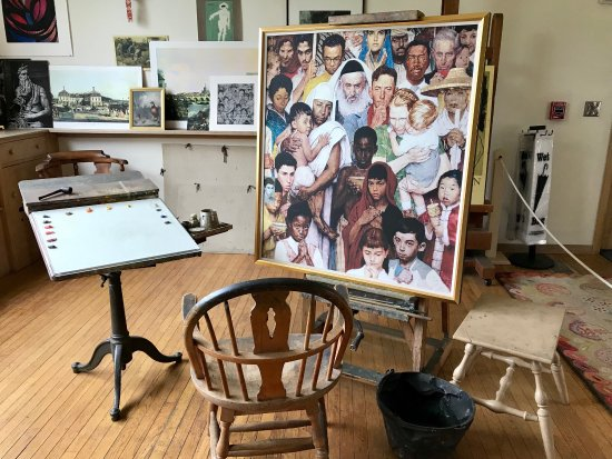 a written assignment on norman rockwell museum at stockbridge Summer assignment ap us history i to the class concerning the information called for in the written assignment norman rockwell museum (stockbridge, ma.