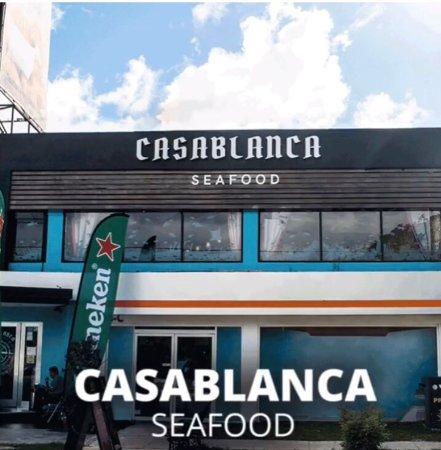 Casablanca Seafood  Los mejores Mariscos de Mérida 8968eb68397