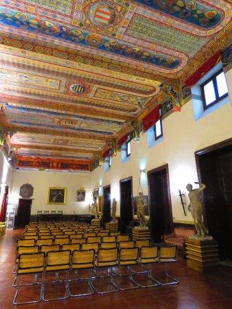 Province of Palermo, Itália: salone