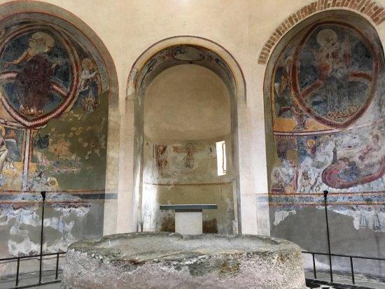 Baptisterium Riva San Vitale