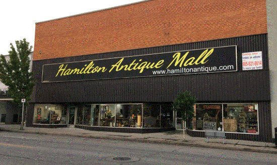 Hamilton Antique Mall