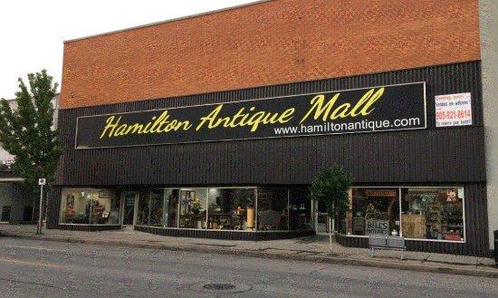 Hamilton Antique Mall