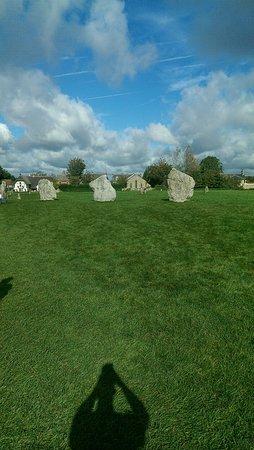 Avebury, UK : Stone Circle