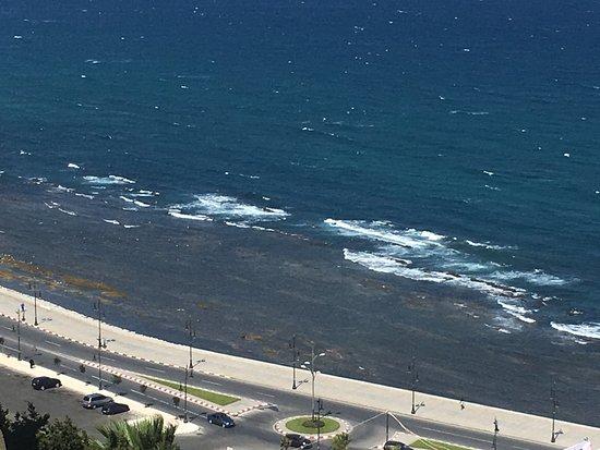 La Tangerina: View from terrace