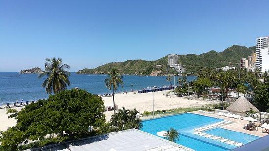 Hotel Tamaca Beach Resort: IMG_20171007_113232_large.jpg