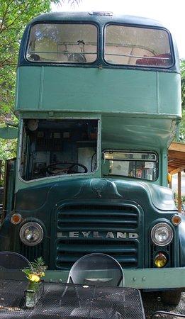 "Saturna Island, Kanada: ""The Bus"""