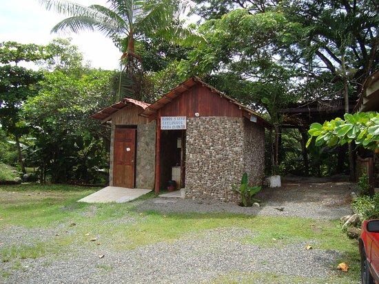 Area de Conservacion Guanacaste, Costa Rica: truck stop amenities