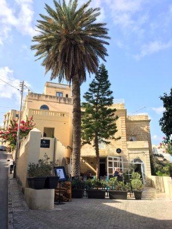 San Gwann, Malta: L'entrée