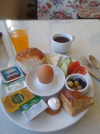 Sultans Hotel: Breakfast!