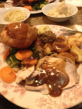 Baginton, UK: Sunday Roast at The Old Mill Baggington