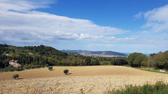 Novilara, Italia: panorama 2