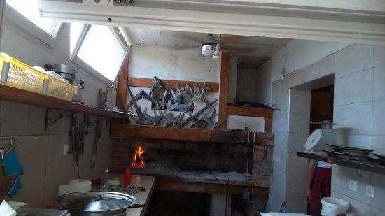 Zavala, كرواتيا: Barbecue