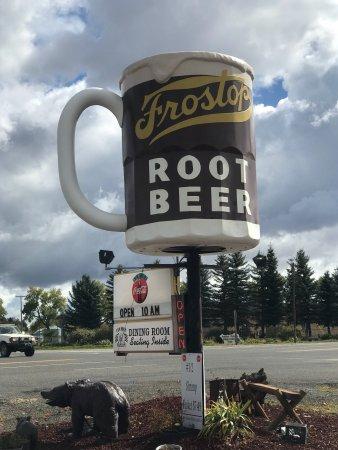Ashton, ID: Frostop Drive In