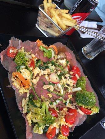 Cuers, Frankrike: Restaurant Caprice