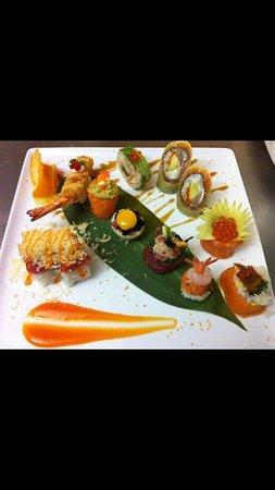 Foto de ginga ristorante giapponese florencia ginga for En ristorante giapponese