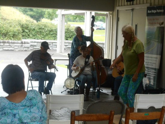 Galax, VA: Dancing to the Beat