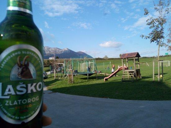 Hrusevje, Slovenia: Area Bambini