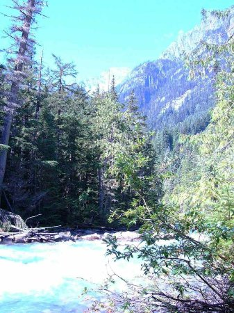 Las Rocosas Canadienses, Canadá: Mount Robson - Kinney Lake Trail