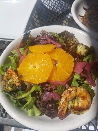 Edmonds, Ουάσιγκτον: Artisan Shrimp Salad