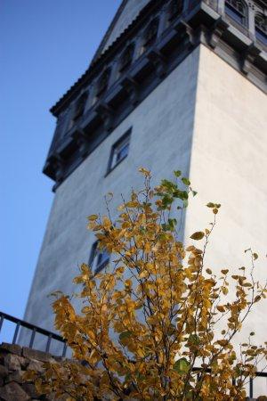 Talcott Mountain State Park: tower