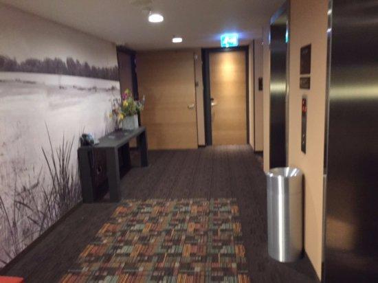 Hyatt Place Amsterdam Schiphol Airport: Halls