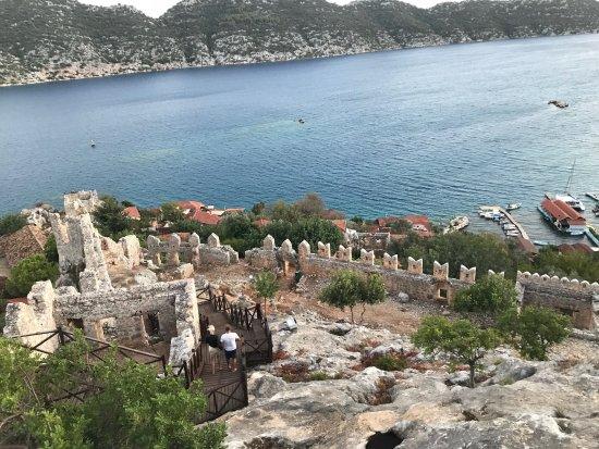 photo2.jpg - Picture of Castle of Simena, Demre (Kale ...