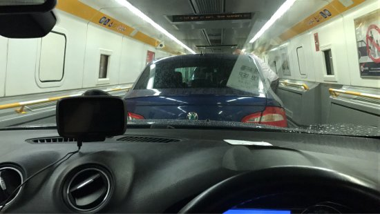 Eurotunnel Le Shuttle