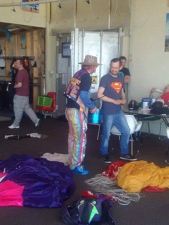 Adelaide Tandem Skydiving: Great banter