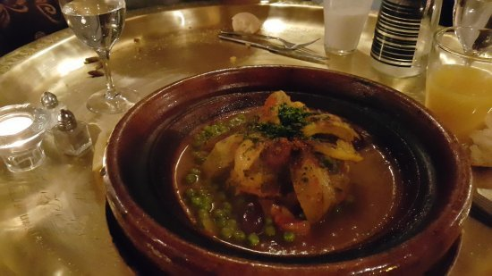 Dar Attajalli: Tagine Vegetarien