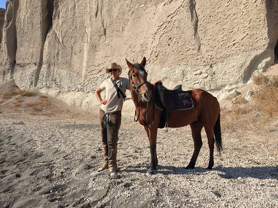 photo0.jpg - Picture of Santo Horse Riding, Akrotiri ...