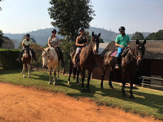 With many thanks to Anne for leading us on a beautiful ride through the forests of Zomba Plateau