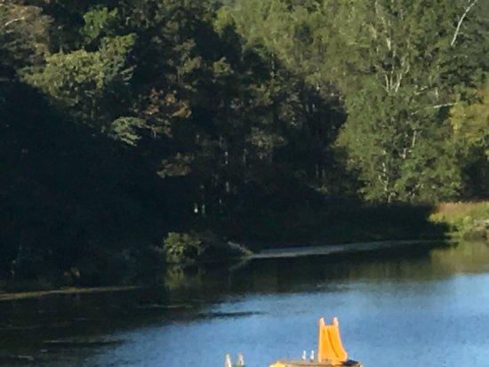 Saluda, Βόρεια Καρολίνα: Lake photo