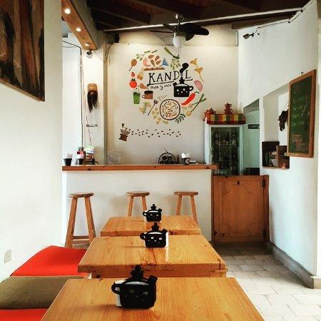 Gracias, Honduras: Kandil Pizza y Cafe