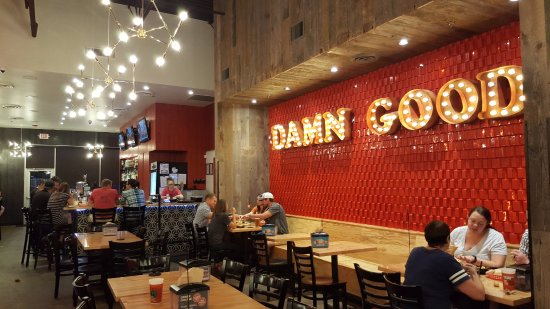 Indeed it is    - Picture of Torchy's Tacos, Fort Collins