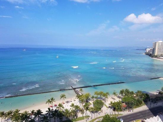 Pool Near The Waikiki Beach Side Picture Of Waikiki Beach