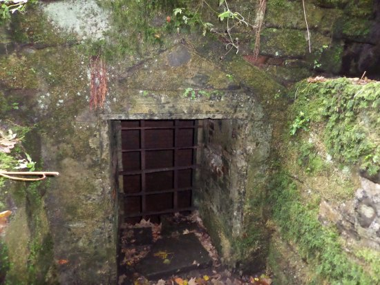 Kilsyth, UK: The old ice house