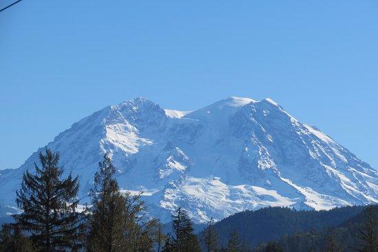Eatonville, WA: Famous Mt Rainier