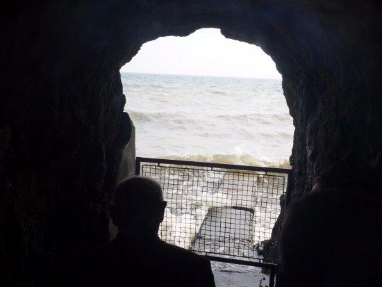 Roedvig, Denmark: Nødudgangen til havet