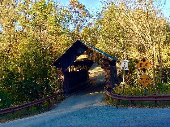 Gold Brook Covered Bridge (Emily's Covered Bridge): photo0.jpg