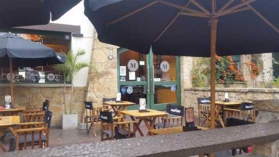 Provincia de Salta, Argentina: Café Martinez